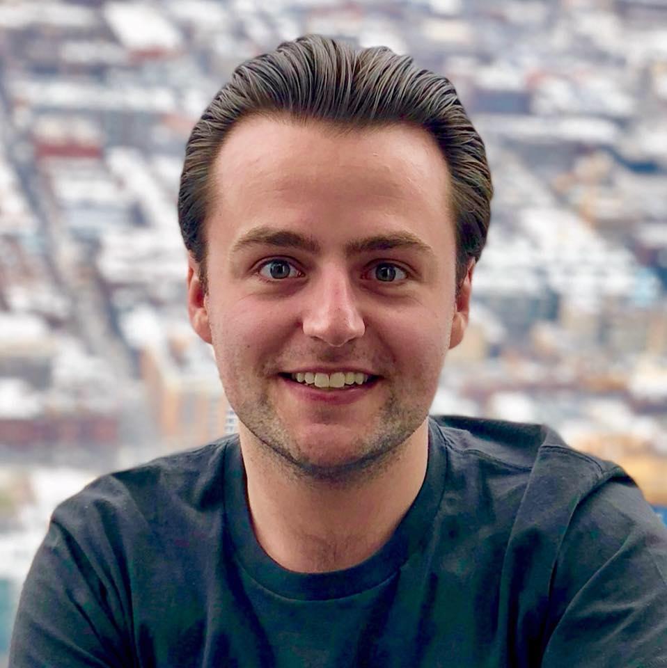 Connor Cirillo, Conversational Marketing Manager, HubSpot